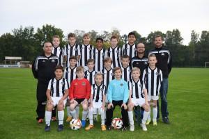 E-Junioren Team 15_16_2