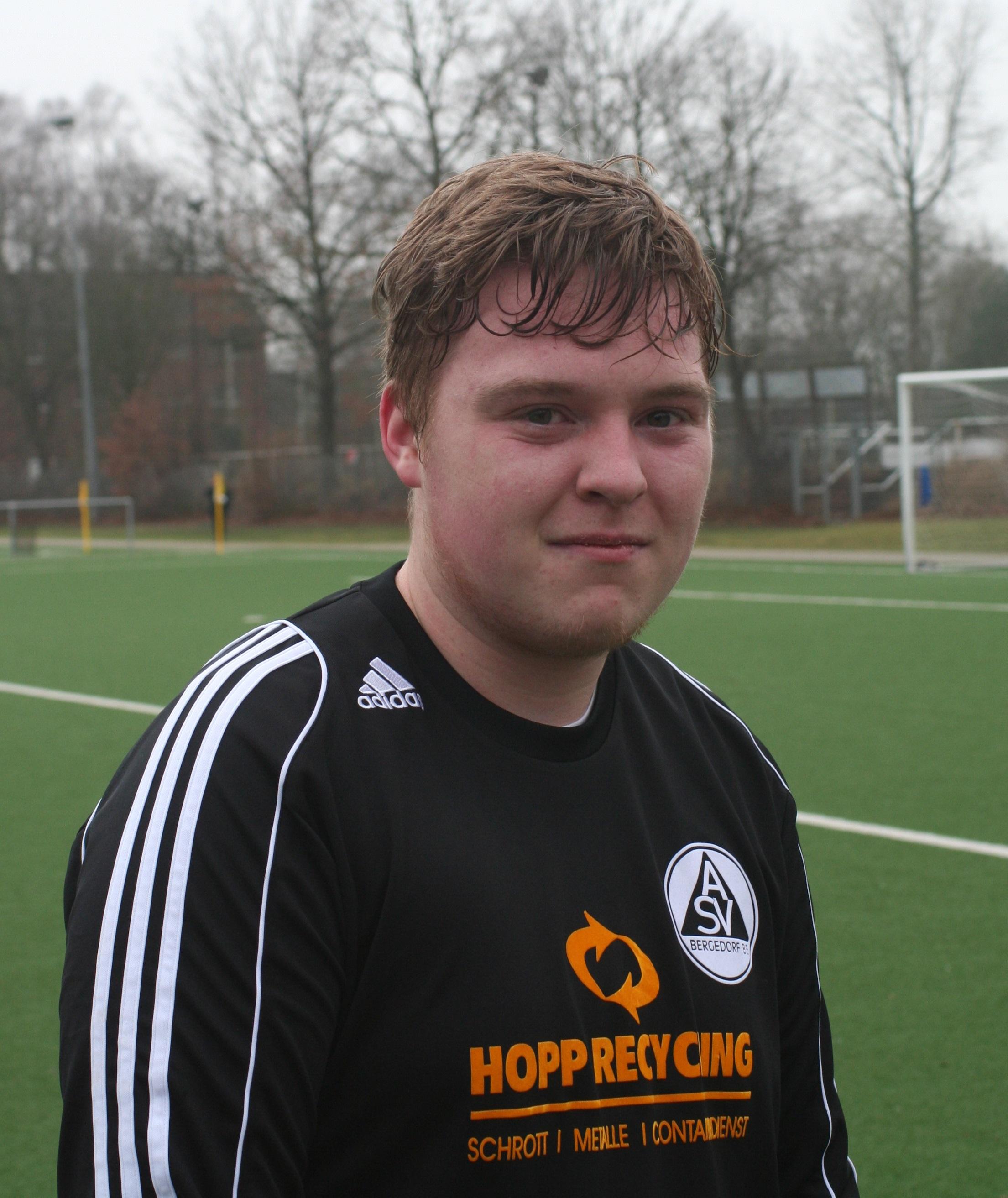 Spielerporträt Nico Witzke