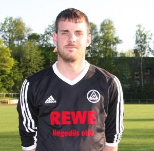 Tobias Heitmann Torwart-Trainer A-Junioren