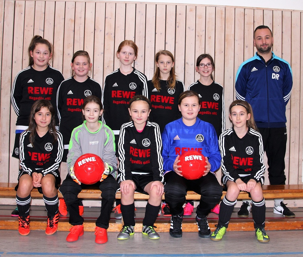Kicking Girls gesucht