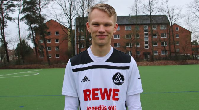 Spielerporträt Benedikt Karsten