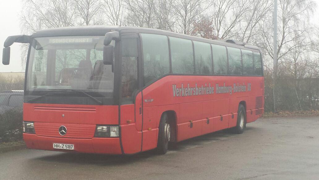 Bus nach Lauenburg