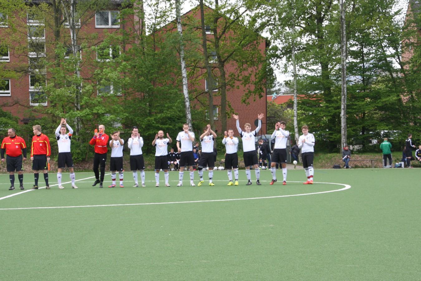 Video vom Spiel ASV Bergedorf 85 – TSG Bergedorf 2